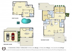 4 Tamarang Street, Tarragindi - Floor Plan