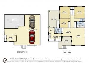 14 Cranham Street, Tarragindi - Floor Plain
